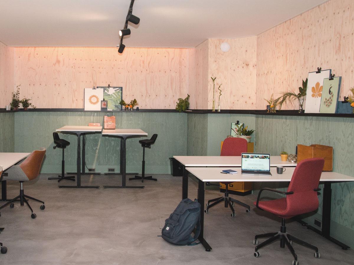 Flexwerkplek in Beverwijk Flex en Connect