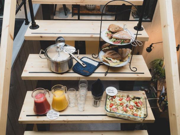 Flex en connect Beverwijk De ruimtes Vergaderruimte Coachruimte Evenementen en Catering
